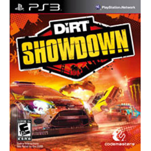 Dirt Showdown - PS3 Game