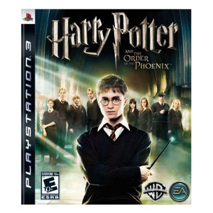 Harry Potter and the Order of the Phoenix - PS3 Game