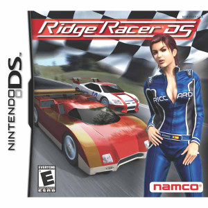 Ridge Racer - DS Game