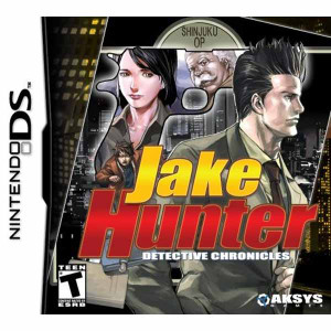 Jake Hunter Detective Chronicles - DS Game