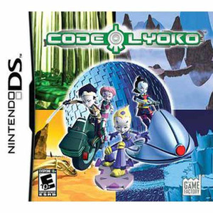Code Lyoko DS game