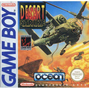 Desert Strike Return to the Gulf - Game Boy Game