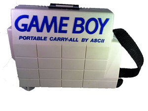 Game Boy Portable Carry All Case Small