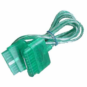Controller Extension Cable Green for PS1 and PS2