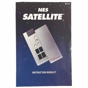 NES Satellite - NES Manual