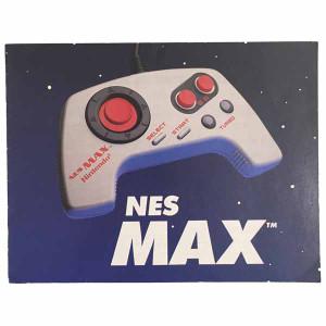 NES Max - NES Manual