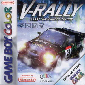 V-Rally Championship Edition - Game Boy Color Game