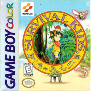 Survival Kids - Game Boy Color Game