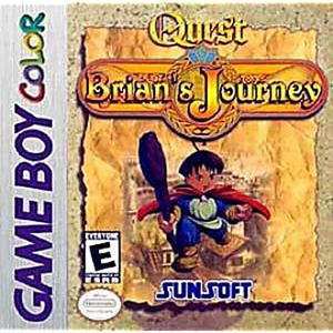 Quest Brian's Journey - Game Boy Color Game