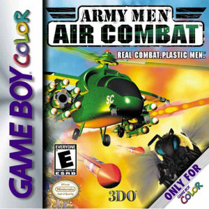 Army Men Air Combat - Game Boy Color Game