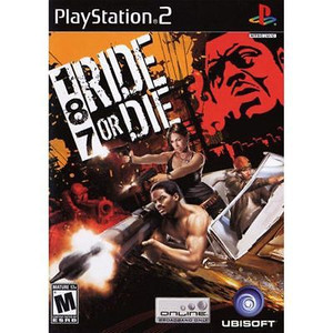 187 Ride or Die - PS2 Game