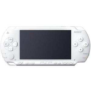 Sony PSP 3000 Handheld System White
