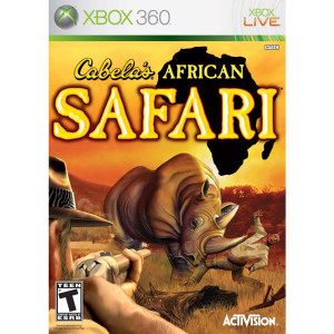 Cabela's African Safari - Xbox 360  Game
