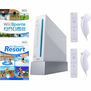 Wii Sports Bundle Pak