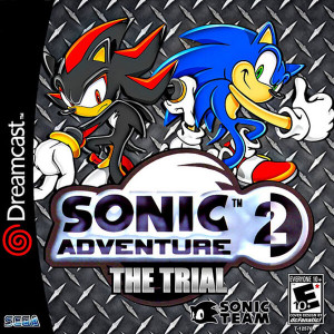 Sonic Adventure 2 The Trial - Dreamcast Game