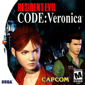 Resident Evil Code: Veronica - Dreamcast Game