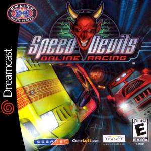 Speed Devils Online Racing - Dreamcast Game