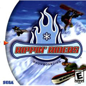 Rippin Riders - Dreamcast Game