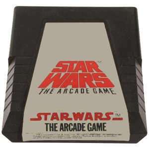 Star Wars The Arcade Game - Atari 2600 Game