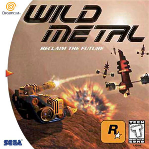 Wild Metal - Dreamcast Game