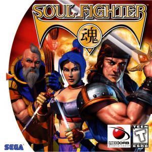 Soul Fighter - Dreamcast Game
