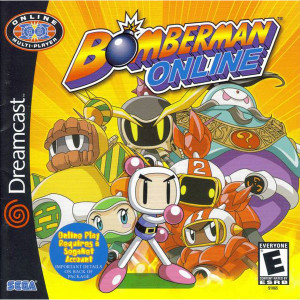 Bomberman Online - Dreamcast Game