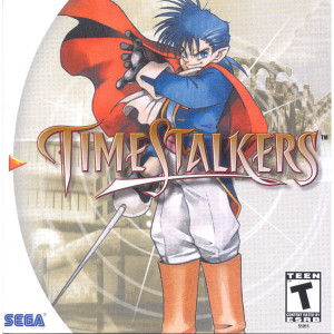 Time Stalkers - Dreamcast Game