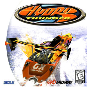 Hydro Thunder - Dreamcast Game
