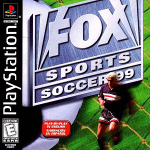 Complete Fox Sports Soccer 99 - PS1 Game