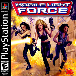 Mobile Light Force - PS1 Game