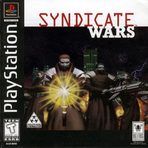 Syndicate Wars - PS1 Game