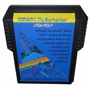 Tomarc the Barbarian - Atari 2600 Game