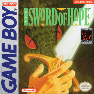 Sword of Hope - Game Boy Game