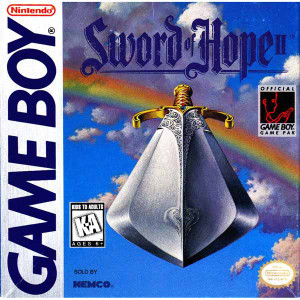 Sword of Hope II - Game Boy Game