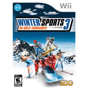 Winter Sports 3 The Great Tournament - Wii Game