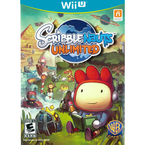 Scribblenauts Unlimited - Wii U Game