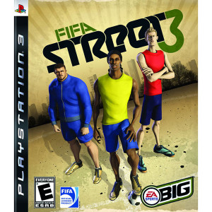 Fifa Street 3 - PS3 Game