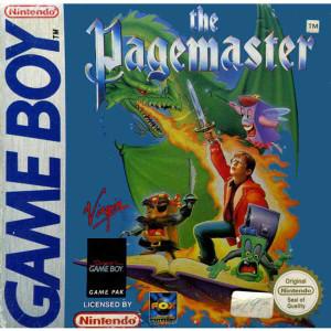 Pagemaster - Game Boy Game