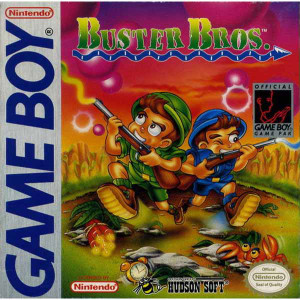 Buster Bros. - Game Boy Game