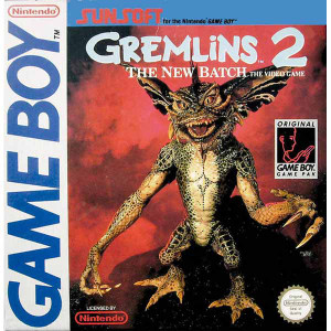 Gremlins 2 - Game Boy Game