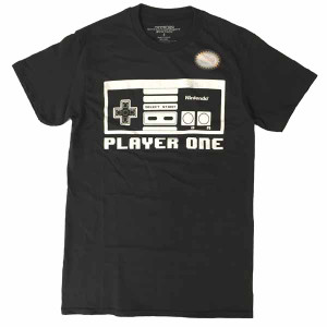 Player One Nintendo Controller - Officially Licensed T-Shirt