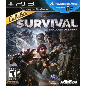 Cabela's Survival Shadows of Katmai - PS3 Game