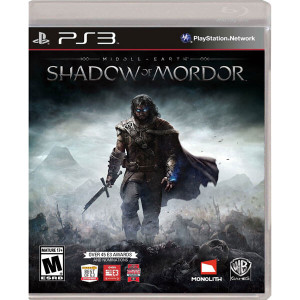 Middle Earth Shadow of Mordor - PS3 Game
