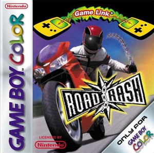 Road Rash - Game Boy Color Game