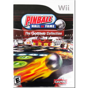 Pinball Hall of Fame The Gottlieb Collection Nintendo Wii Game