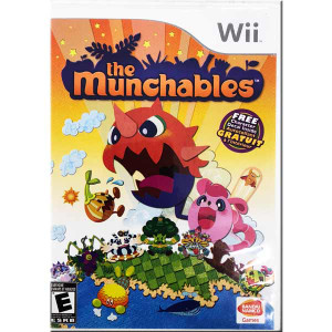 Munchables, The Nintendo Wii Game for sale