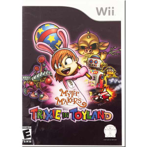 Myth Makers Trixie in Toyland - Wii Game