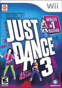 New Just Dance 3 - Wii Game