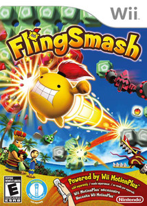 New Fling Smash - Wii Game