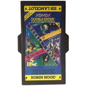 Sir Lancelot / Robin Hood - Atari 2600 Game Double Ender